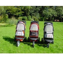 Innopet Cover buggy/sporty trailer bovenkant