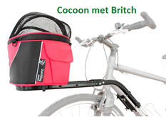 Cocoon met Britch Lite Rood